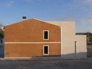 Edificios Pabellones-Este