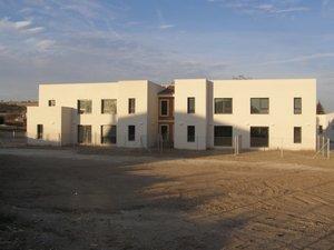 Edificios Pabellones-Sur