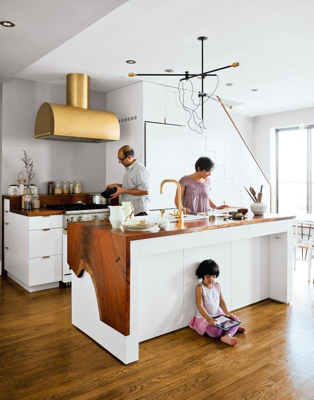 Casa Pasiva cocina
