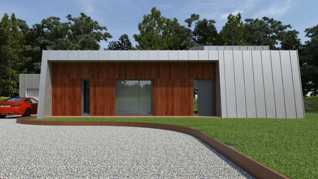 Casa Pasiva de Diseño 1