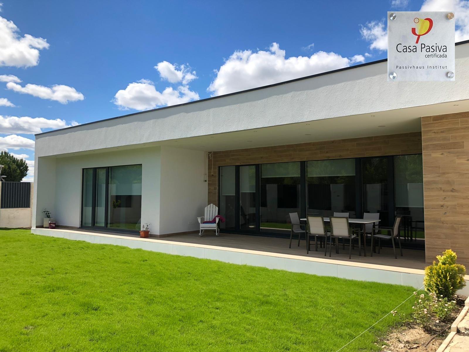 Vivienda Passivhaus en Valladolid Certificada