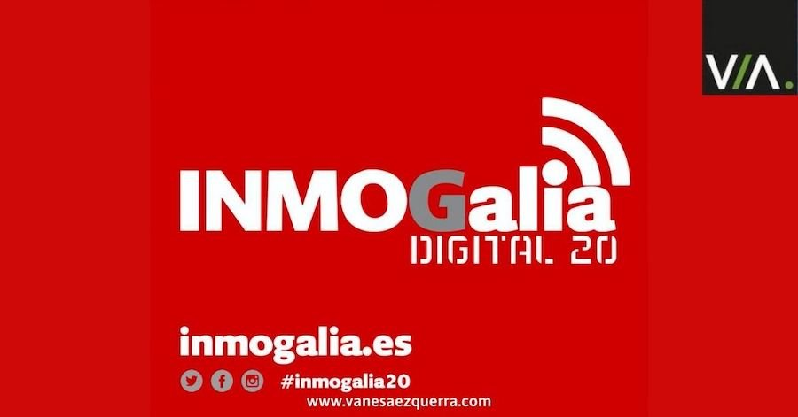 Inmogalia Digital 2020 con Vanesa Ezquerra