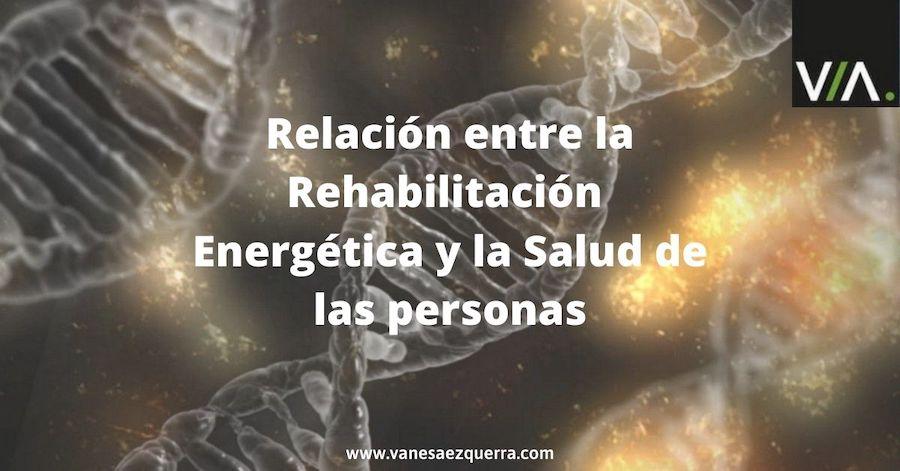 Relación entre la Rehabilitación Energética y la Salud de las personas