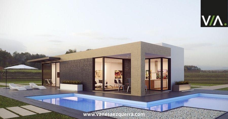 Casas del futuro que ya son presente
