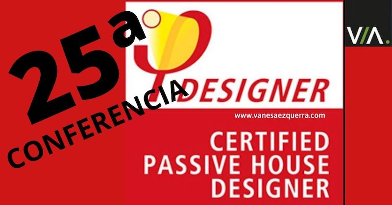 25ª conferencia internacional passivhaus
